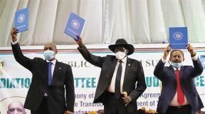 الترويكا تعلن ترحيبها ودعمها لاتفاق السلام بالسودان.