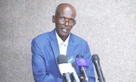 إعفاء أمين عام حكومة النيل الأزرق وتكليف جمال عبد الهادي خلفا له