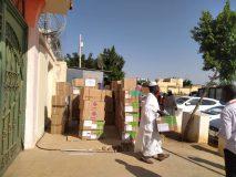 الصحة العالمية تدعم شمال دارفور بأدوية طوارئ
