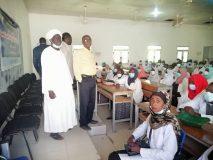 تنظيم إمتحانات الكفاءة الطبية لعدد من ولايات دارفور
