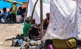 الجالية الأثيوبية بحلفا تسير قافلة لدعم الفارين من الحرب الأثيوبية