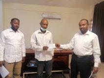 مليونا جنية من التأمين الصحي بشرق دارفور لمجبابهة جائحة كورونا