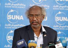 وزير الثروة الحيوانية يزور شرق دارفور