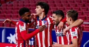 أتلتيكو مدريد يصنع التاريخ بالأرقام فى الدوري الإسباني