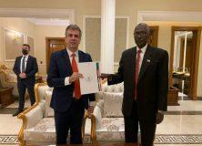 تل أبيب : وفد إسرائيلي برئاسة وزير المخابرات زار السودان