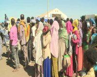 أكثر من (٤٠٠) لاجئ أثيوبي يصلون النيل الازرق