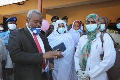 إفتتاح مركز غسيل وجراحة الكلى بالفاو