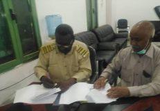 أمين عام حكومة نهر النيل المكلف يؤكد اهتمامه بالخدمة المدنية