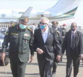 محادثات عسكرية سودانية أمريكية في الخرطوم