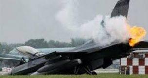 تحطم طائرة عسكرية ونجاة الطاقم بالقضارف