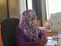 مدير الصحة بالقضارف تلتقي ممثلة الأمم المتحدة لشؤون اللاجئين