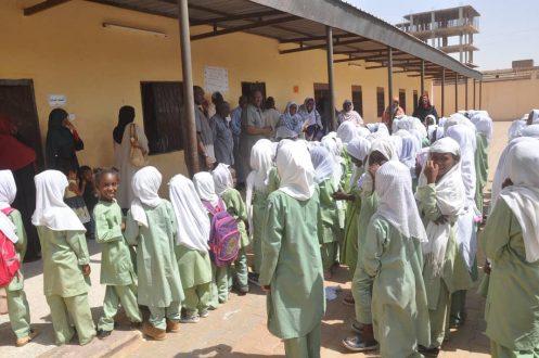 إستئناف الدراسة بمرحلتي الأساس والثانوي بشرق دارفور غدا