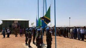 استرداد منهوبات مقر يوناميد في منواشي بجنوب دارفور