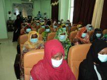 دورة تدريبية في الجدارات للعاملين بشرق دارفور