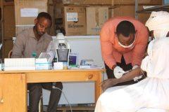 المخيم العلاجي للتأمين الصحي يختتم أعماله بشمال دارفور