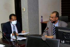 وزير شؤون مجلس الوزراء يؤكد أهمية دور الجهاز المركزي للإحصاء