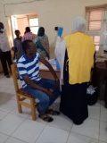 إنطلاقة التطعيم ضد كوفيد-19 بمحلية المناقل