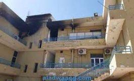 الكنين يوجه بتقديم الجناة في حريق مبنى الإستثمار لمحاكمات عاجلة
