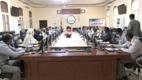 التأكيد على الالتزام بالاشتراطات الصحية بولاية نهر النيل