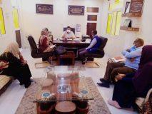 تعاون بين صحة الجزيرة والمنظمة الدولية  للتوسع في مراكز العزل