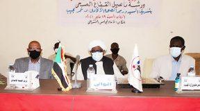 وزير الصحة الإتحادي يقف على الخدمات الصحية بغرب كردفان