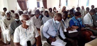 لجنة طوارئ أحداث الجنينة توصي بتنسيق الجهود لاستقطاب الدعم
