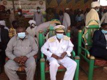 والي شمال دارفور بالإنابة يثمن جهود وتطوير ريف الفاشر الغربي