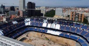 ريال مدريد يعود للعب فى سانتياجو برنابيو الموسم المقبل