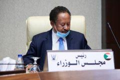 حمدوك: السودان مايزال يدعو لاتفاق قانوني وملزم حول سد النهضة