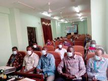 الصحة بشرق دارفور تنظم ورشة تدريبية عن صحة الأطفال والمراهقين