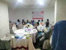 منظمة التنمية للمعَوقين العالمية تنظم دورة تدريبية للإعلاميين