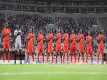 وزير الشباب والرياضة يهنئ المنتخب الوطني بالفوز والتأهل لنهائيات كأس العرب