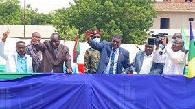 حجر:الحكومة عازمة على استكمال عملية سلام جوبا