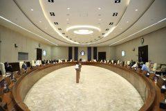 اجتماع مشترك بين مجلس الوزراء والحرية والتغيير