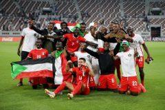 حمدوك يهنىء المنتخب الوطني بمناسبه تأهله إلى نهائيات كاس العرب