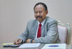 حمدوك يهنئ الشعب السوداني والمسلمين بعيد الأضحى المبارك