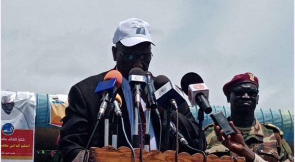 حاكم اقليم النيل الأزرق يدعو للمصالحة المجتمعية ونبذ الفرقة والشتات