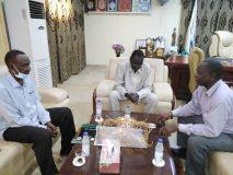 حكومة النيل الازرق تقف على تحضيرات برنامج ثمرات