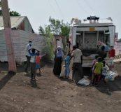 تحت شعار القضارف انظف مدينة تنظيم حملة نظافة كبري