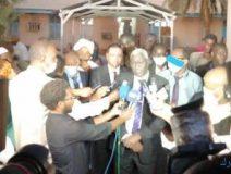 وزير التنمية الاجتماعية يشيد بالجهود المجتمعية بمستشفى مروي