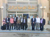 مباحثات سودانية مصرية لبحث مكامن الخطر الزلزالي