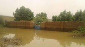 إرتفاع منسوب نهر النيل الرئيس والعطبراوي