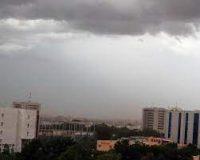 توقعات بهطول أمطار مصحوبة بالعواصف الرعدية بمعظم البلاد