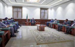 د. حمدوك يترأس الاجتماع الدوري بشأن الوضع الأمني بالبلاد
