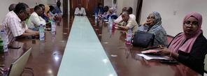 الجودة بجامعة النيل الأبيض تجيز إستراتيجية التخلص من النفايات الطبية