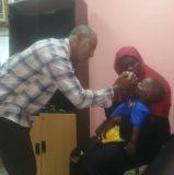 تطبيق برنامج الاخصائي الزائر بمجمع عطبرة الطبي بنهر النيل