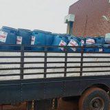 قافلة دعم من جمعية الرحمة الكويتية للمتاثرين بالأمطار بأم القرى