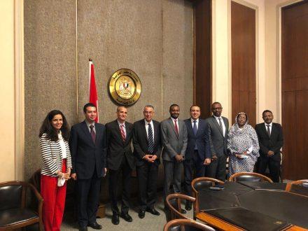 تعاون بين السودان ومصر في مجال حقوق الإنسان