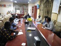 حاكم النيل الأزرق يشيد بدور الشركة السودانية للموارد المعدنية بالولاية