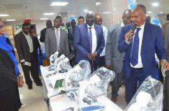 والي شمال دارفور ووزير التنمية الاجتماعية يفتتحان مجمع دينار الطبي